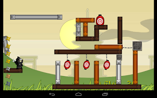 Screenshot of Shuriken Ninja