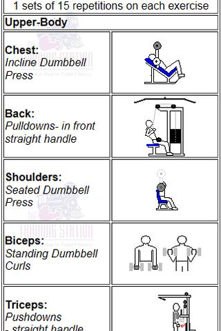 Beginner Workouts - Android Apps on Google Play