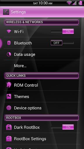 玩免費個人化APP|下載Gloss Pink CM11/AOKP Theme app不用錢|硬是要APP