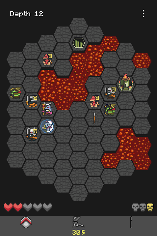 Hoplite - screenshot