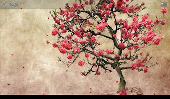 Screenshot of Leaf Lonely Tree LWP