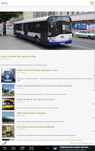 Solaris Bus & Coach- screenshot thumbnail