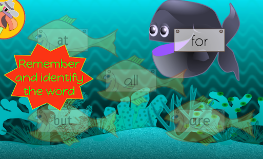 【免費教育App】Sight Words Games - Parrotfish-APP點子