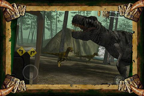 Dinosaur Safari Pro - screenshot