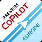 CoPilot Premium Europa GPS App