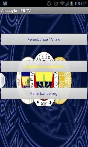 Fenerbahçe TV FB TV