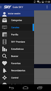 Guía SKY- screenshot thumbnail