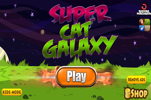 Super Cat Galaxy