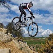 Crazy Mountain Bike