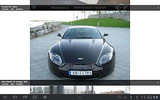 Screenshot of finn.no