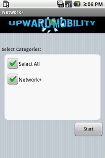 CompTIA Network+ Flashcards - screenshot thumbnail