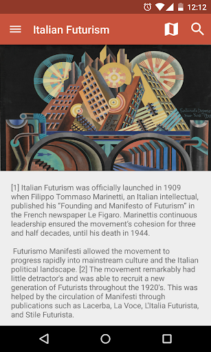 玩娛樂App|Italian Futurism免費|APP試玩