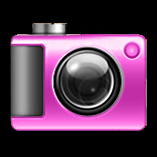 インスタントカメラ&連写&画像編集 LOGO-APP點子