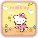 Hello Kitty Cheerful Theme icon