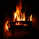 Quiet Fireplace Live Wallpaper