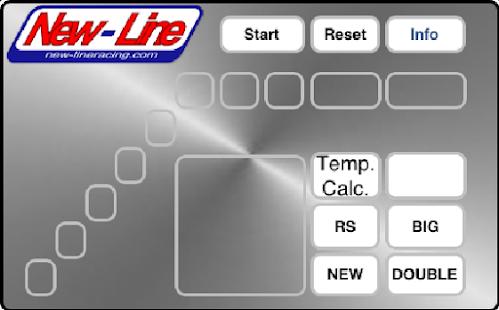 New Line Radiator Set-up Ekran Görüntüsü