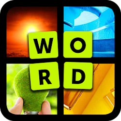 4 Pics 1 Word What's the Photo