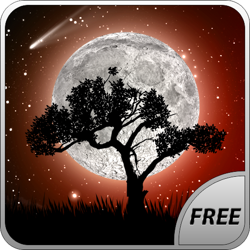Nature Free HD LWP LOGO-APP點子