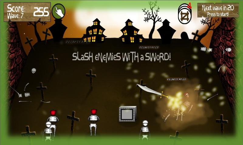 Zombie Smasher!- screenshot
