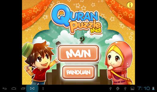 Puzzle Quran Midi