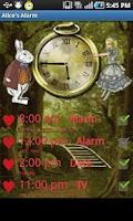 Screenshot of Alarm of Alice~Catch a rabbit~