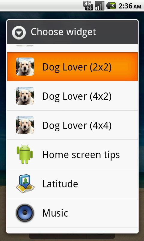 Dog Lover - screenshot