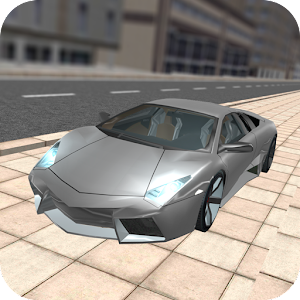 Extreme Car Driving Simulator 賽車遊戲 App LOGO-硬是要APP