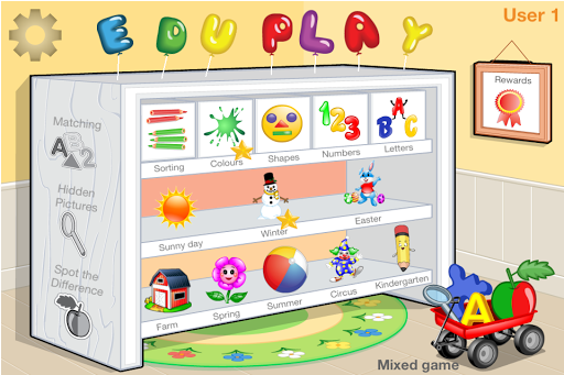 Preschool EduPlay Complete