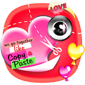 App Love Photo Stickers for Girls apk for kindle fire