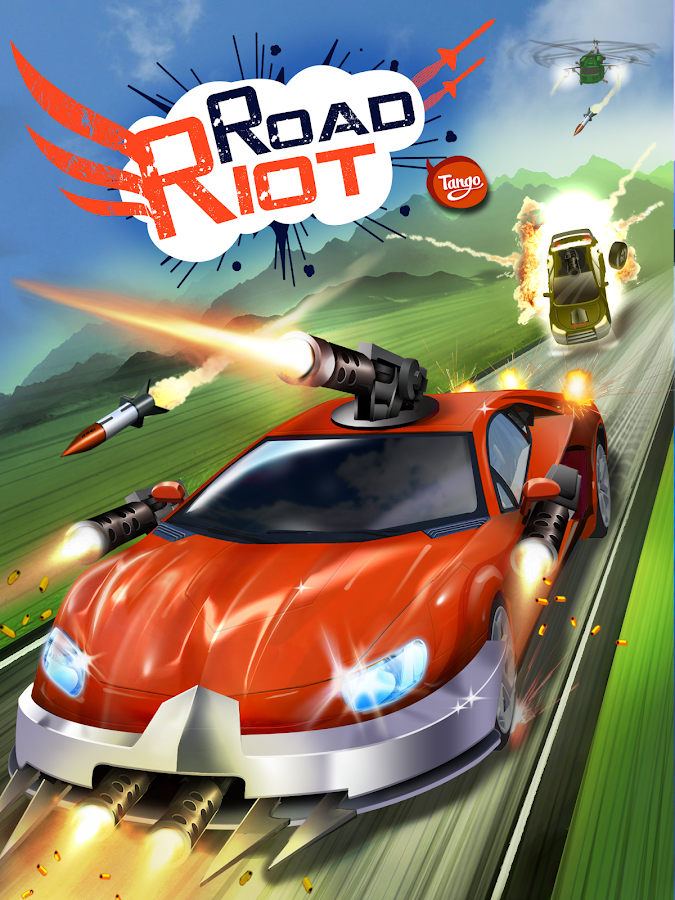 Road Riot Combat Racing -Tango - screenshot
