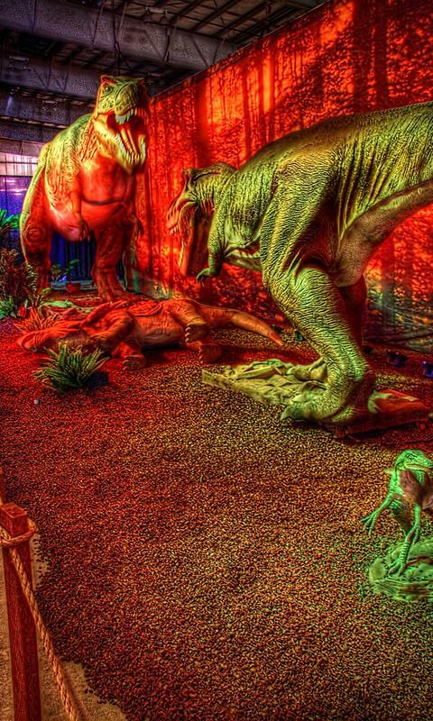 بانوراما لغز الديناصورات لعبة- screenshot