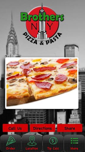 Brothers NY Pizza