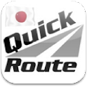 Quick Route Japan icon