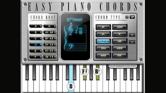 Easy Piano Chords- screenshot thumbnail