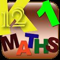 K12 Maths - Grade 1 icon