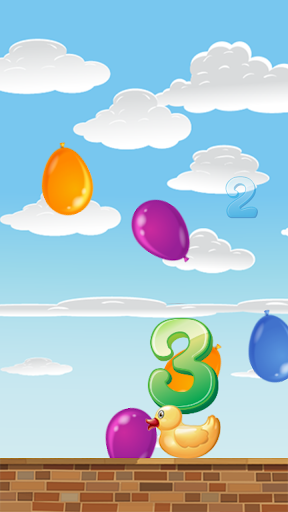 Baby Balloons - Pop Count