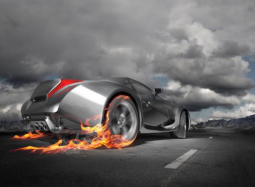 Hot Sports cars live wallpaper