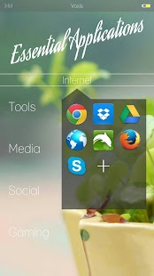 Voxis Launcher - screenshot thumbnail