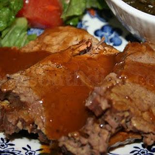 Crockpot Coca Cola Roast Beef