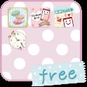 Cute&Girly folder *girls* free icon