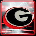 Georgia Bulldogs Theme logo