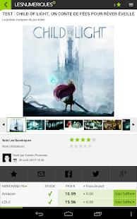 Les Numériques - screenshot thumbnail