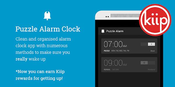 Puzzle Alarm Clock v2.0.37