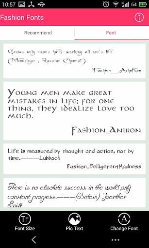 Free Font - Fashion