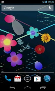 Spray Flowers - screenshot thumbnail