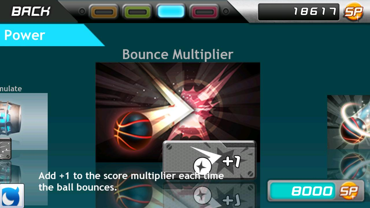 Stardunk with Mobage - screenshot
