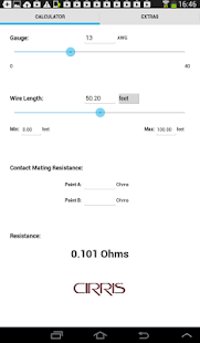 Wire gauge resistance calculator images wiring table and diagram wire resistance calculator android apps on google play wire resistance calculator screenshot thumbnail wire resistance calculator keyboard keysfo Image collections