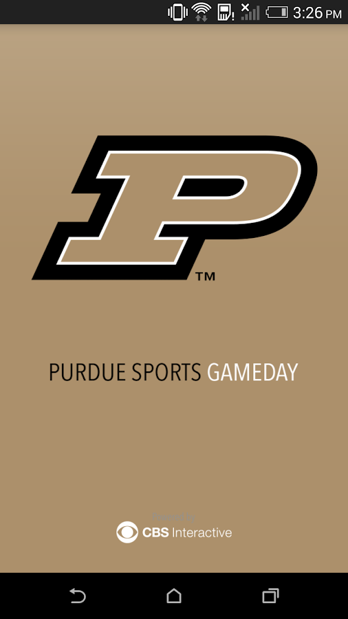 PurdueSports.com Gameday LIVE - screenshot