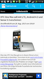 tabtech.de 2.0- screenshot thumbnail