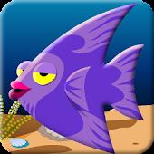 Flappy Fish In Sea